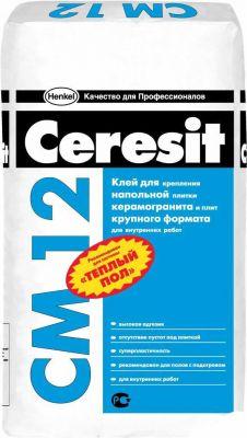 Ceresit CM 12 - клей для керамогранита (25 кг)
