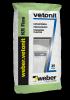 Weber Vetonit KR Fine шпаклевка суперфинишная