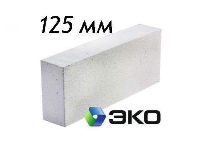 Пеноблок силикатный из ячеистого блока 600х250х125 мм